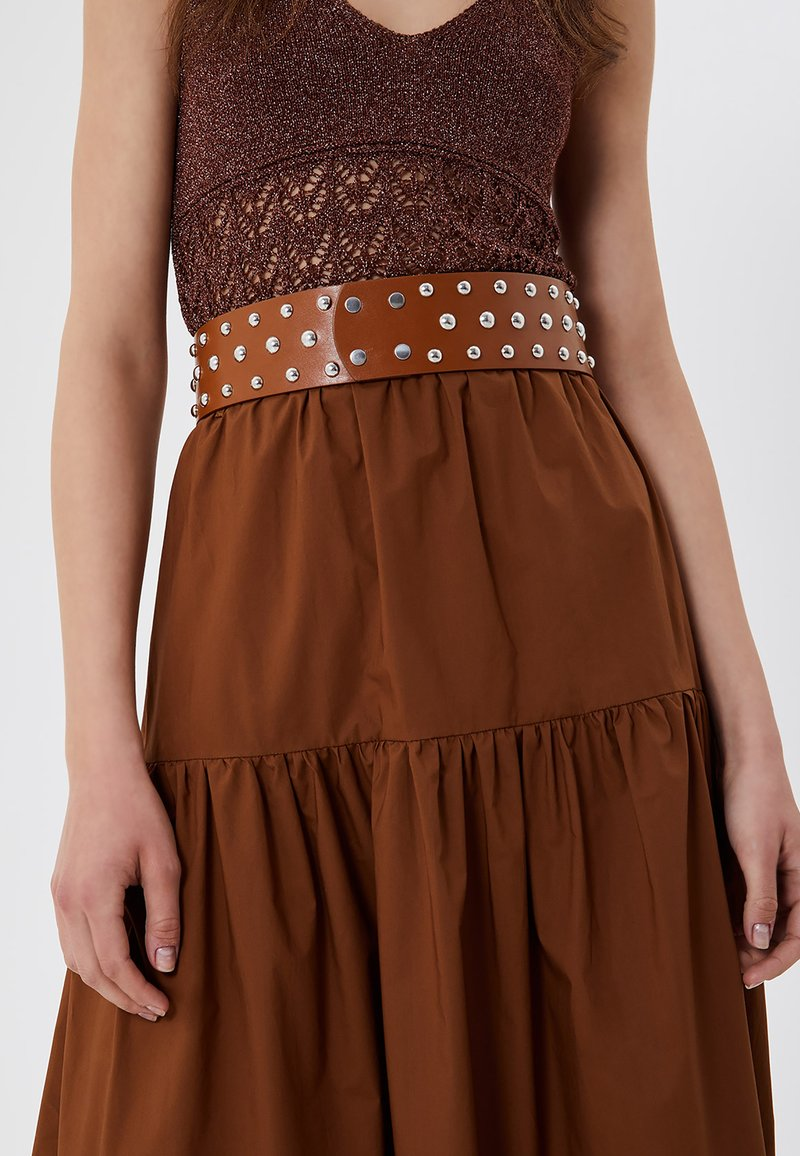 LIU JO - Waist belt - brown
