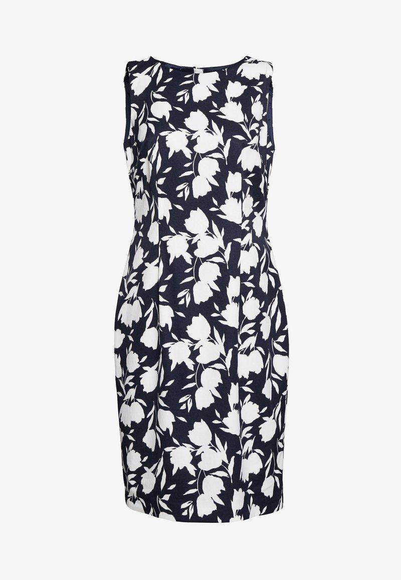 Hobbs - MOIRA DRESS - Shift dress - midnight/ivory