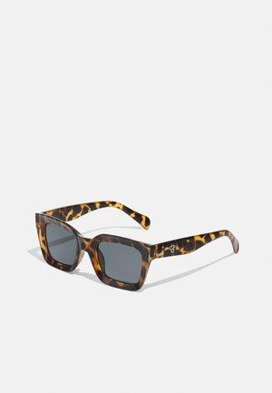 ANNA UNISEX - Sluneční brýle - leopard/black