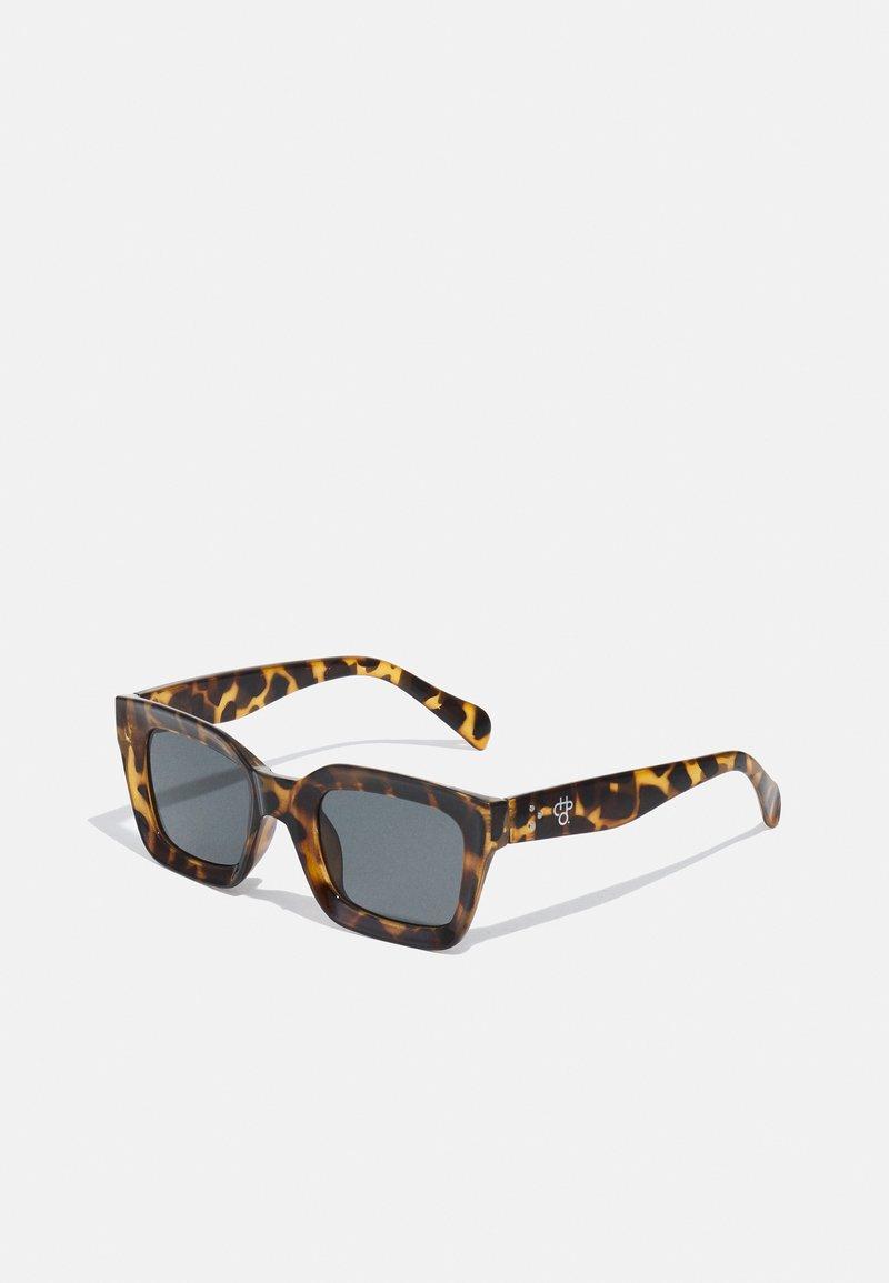 CHPO - ANNA UNISEX - Sunglasses - leopard/black