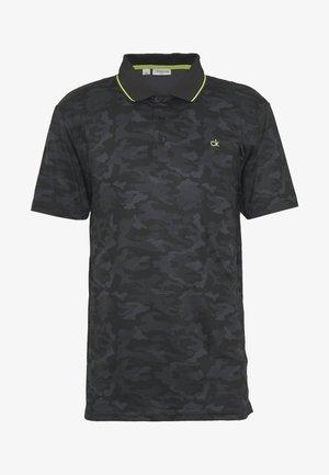 CAMO PRO - Funkční triko - black/silver