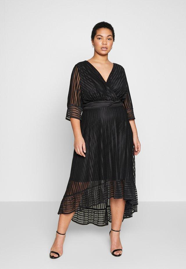 TEGEAN - Cocktail dress / Party dress - black