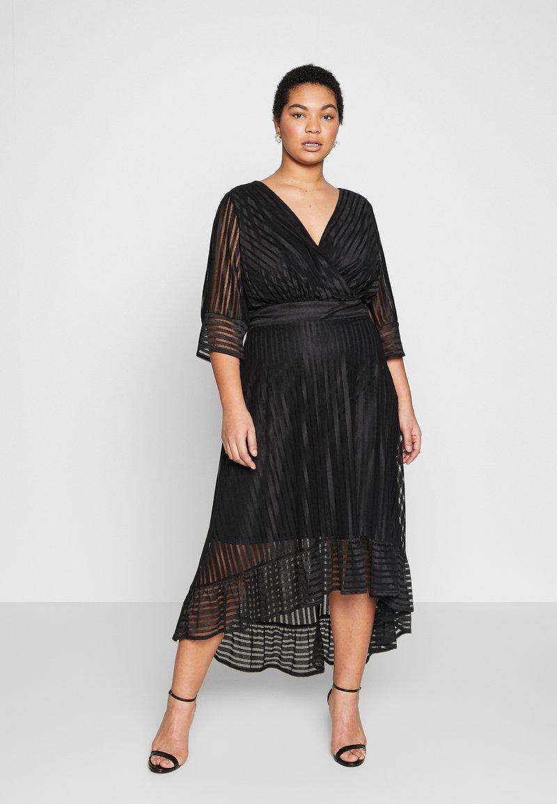 TFNC Curve - TEGEAN - Koktejlové šaty/ šaty na párty - black