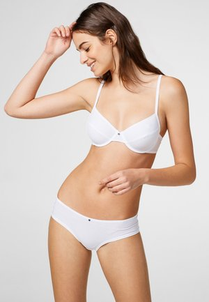 MIKROFASER - Underwired bra - white