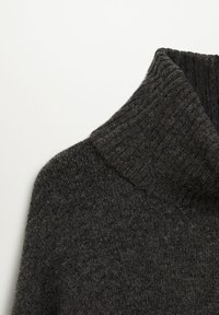 Mango - TALDORA - Robe pull - tmavě šedá vigore - 7