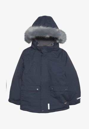 SNOW JACKET SOLID - Winter coat - ombre blue