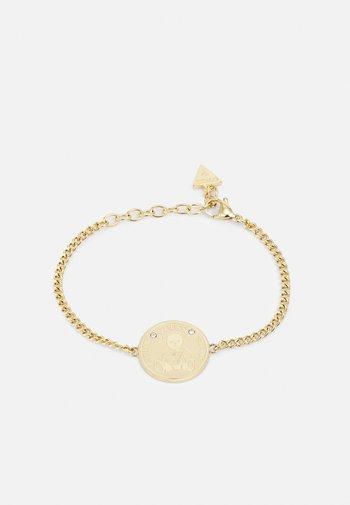 VINTAGE BEAR - Bracelet - gold-coloured