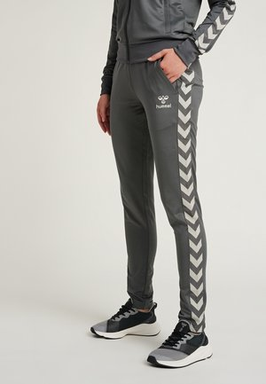 HMLNELLY  - Tracksuit bottoms - magnet