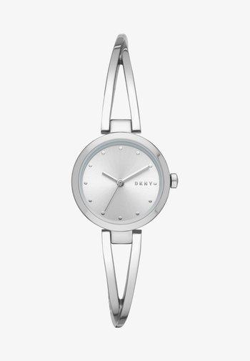 CROSSWALK - Watch - silver-coloured