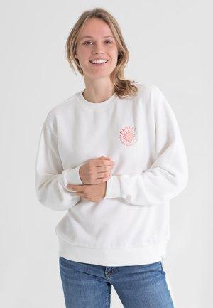 BELIZE GF GLCE CREW - Sweater - sail