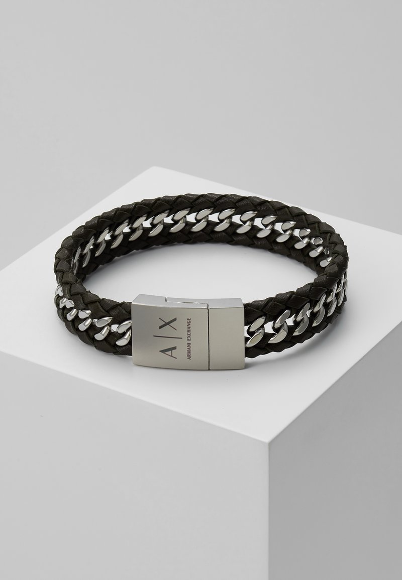 Armani Exchange - Pulsera - silver-coloured