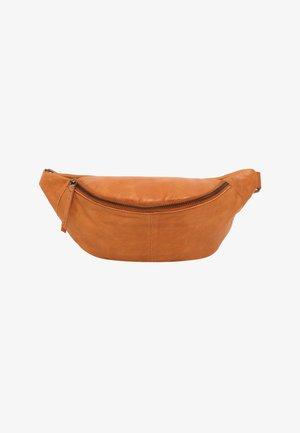 CILLIAN - Bum bag - cognac