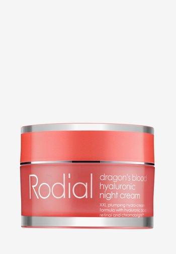 DRAGON'S BLOOD HYALURONIC NIGHT CREAM 50ML - Night care - -