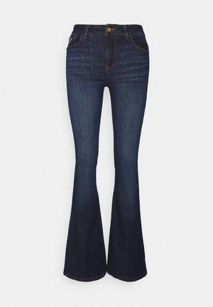RAVAL - Široké džíny - dark blue denim