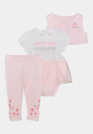 TAKE ME HOME SET - Veste sans manches - light pink