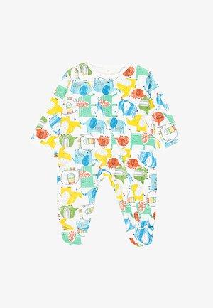 Sleep suit - multi coloured