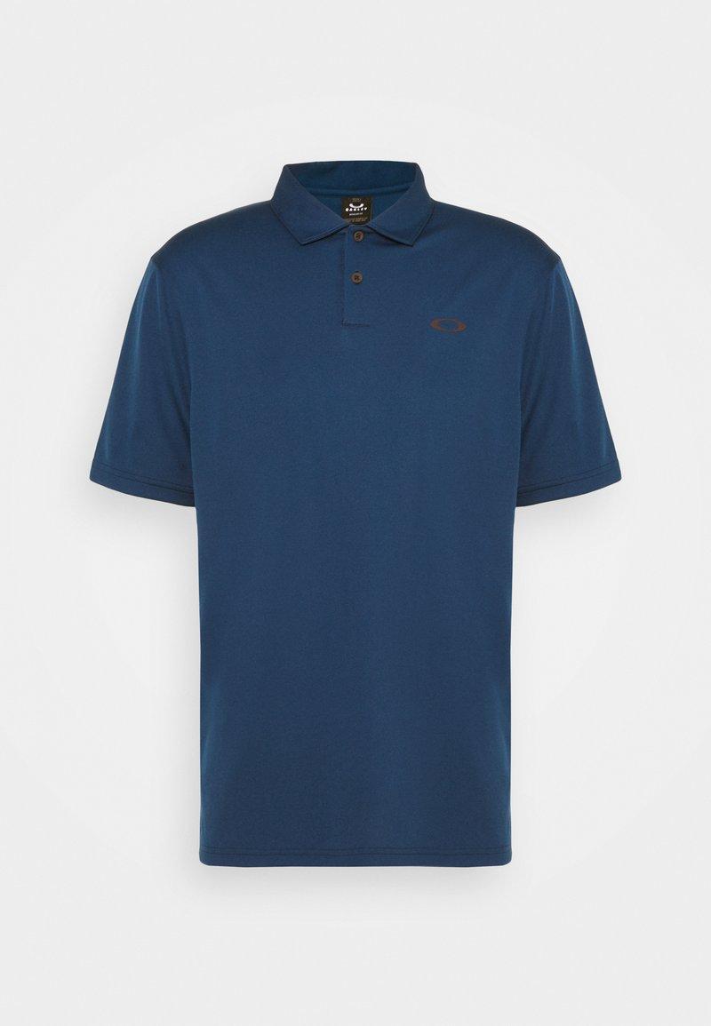 Oakley - ICON PROTECT - Polo shirt - poseidon