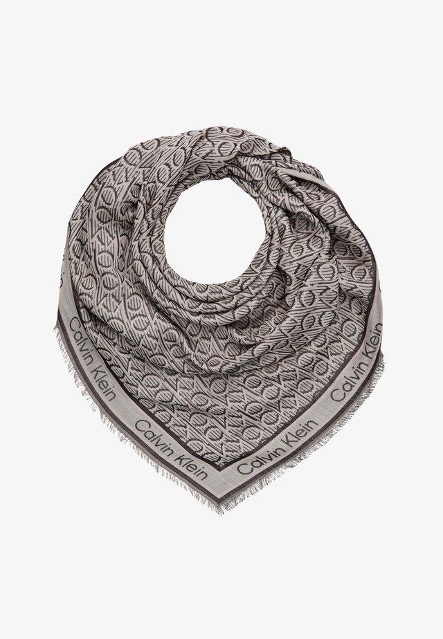 MONO SCARF - Šátek - beige
