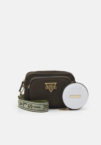 SET - Across body bag - khaki
