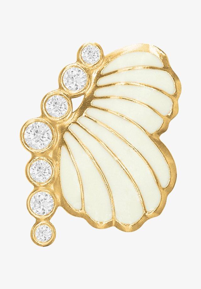 Single earring Thumbelina - Left - Øreringe - gold