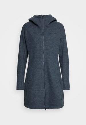 WOMENS TINSHAN COAT III - Winter coat - steelblue