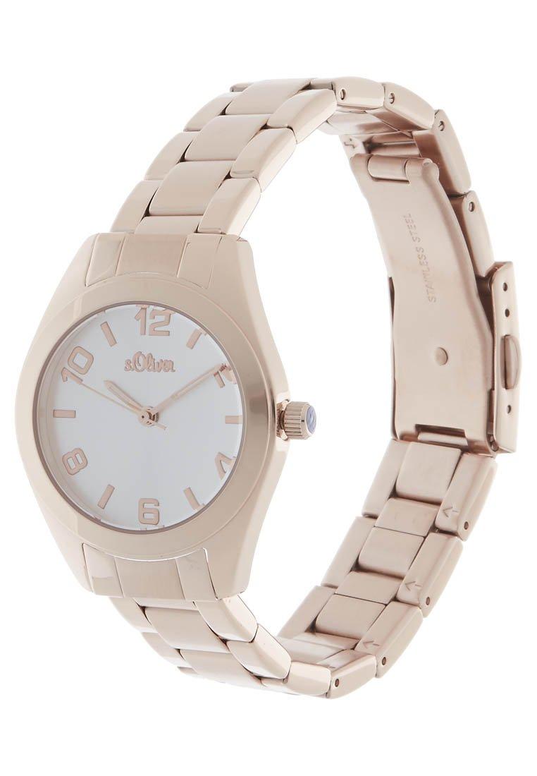 s.Oliver - SO-2492-MQ - Watch - rosegoldfarben