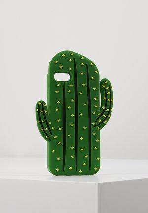 PHONECASE CACTUS I PHONE  6/7/8 - Phone case - green
