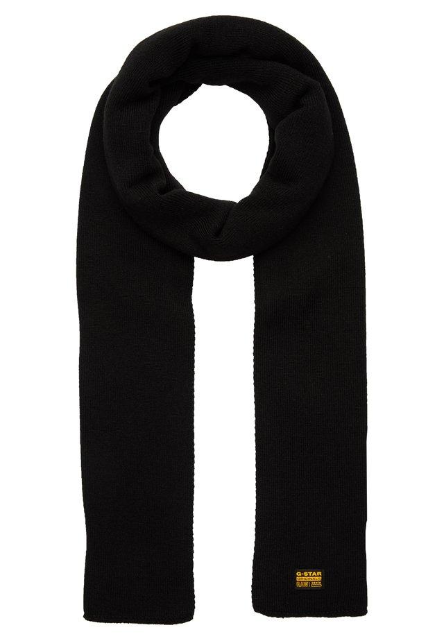 EFFO SCARF - Sjaal - black