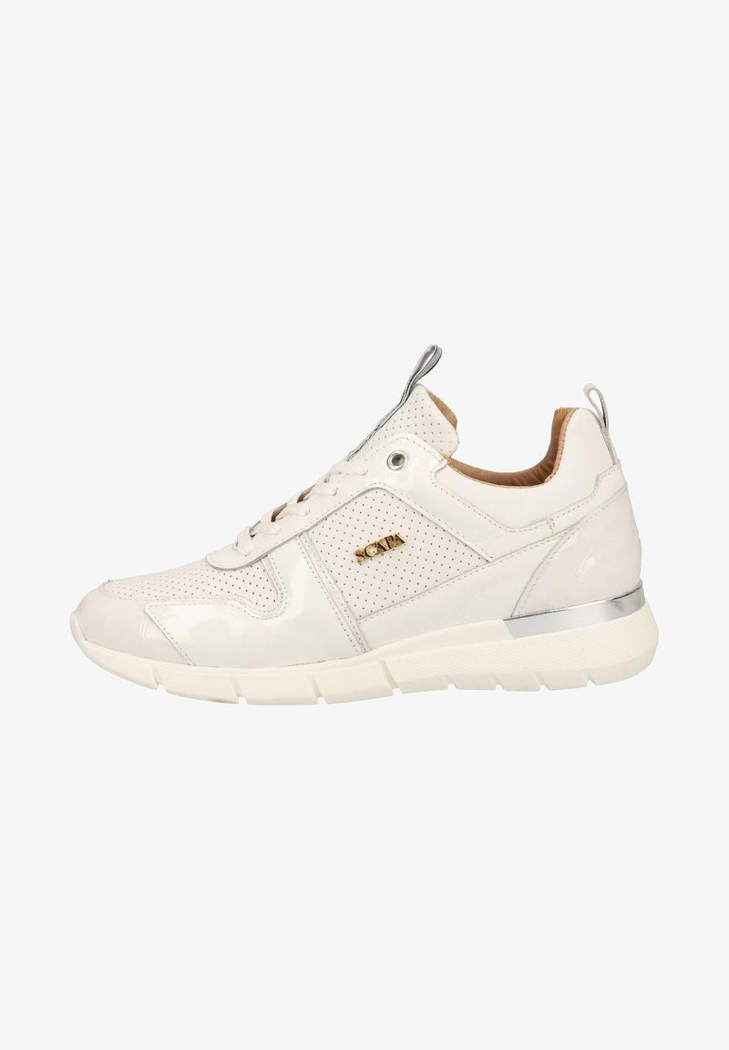 Scapa - SCAPA SNEAKER - Trainers - wit / blanc 104