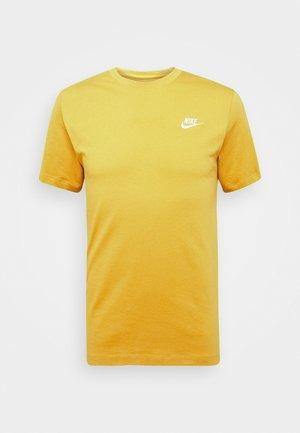 CLUB TEE - Camiseta básica - tent/white
