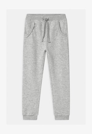 KID - Tracksuit bottoms - stone melange