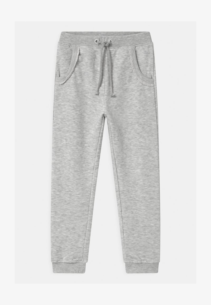 Staccato - KID - Tracksuit bottoms - stone melange