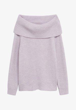 FALDO - Jumper - violet clair/pastel
