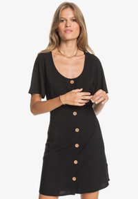 Roxy - ALL EYES ON LOVE - Day dress - anthracite - 0