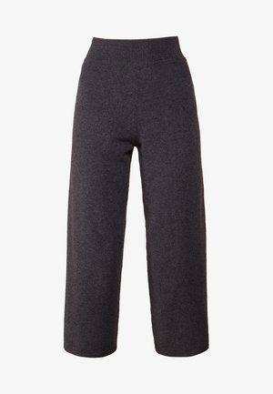 LOOSE FIT PANTS - Broek - graphite