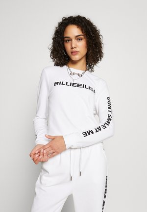 ONLBILLIE EILISH - Long sleeved top - bright white