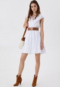 LIU JO - Day dress - white - 1