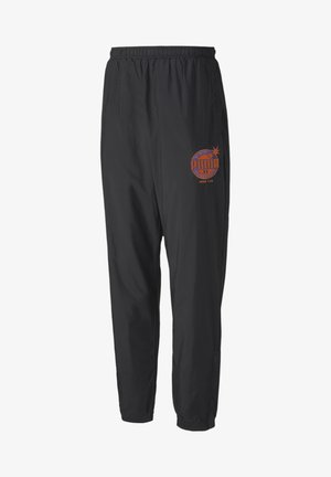 X THE HUNDREDS - Pantaloni sportivi - black
