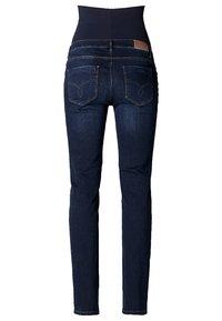 Esprit Maternity - Straight leg jeans - darkwash - 2
