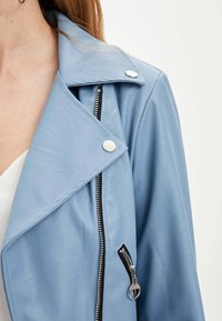 DeFacto - Light jacket - blue - 4
