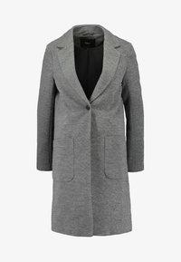 ONLY Tall - ONLASTRID LINDA COAT  - Zimní kabát - medium grey melange - 3