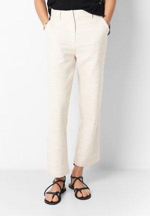 SOFT  - Pantaloni - light beige