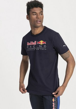 RED BULL RACING - T-shirt print - night sky