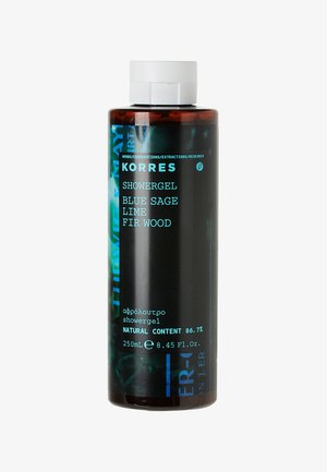 BLUE SAGE LIME FIR WOOD SHOWERGEL 250ML - Żel pod prysznic - neutral