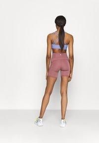 Cotton On Body - LIFESTYLE POCKET BIKE SHORT - Leggings - dusty rose - 2
