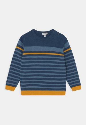 BABY STRIPED - Pullover - dark blue