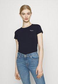 Pepe Jeans - BELLROSE - Basic T-shirt - thames - 0