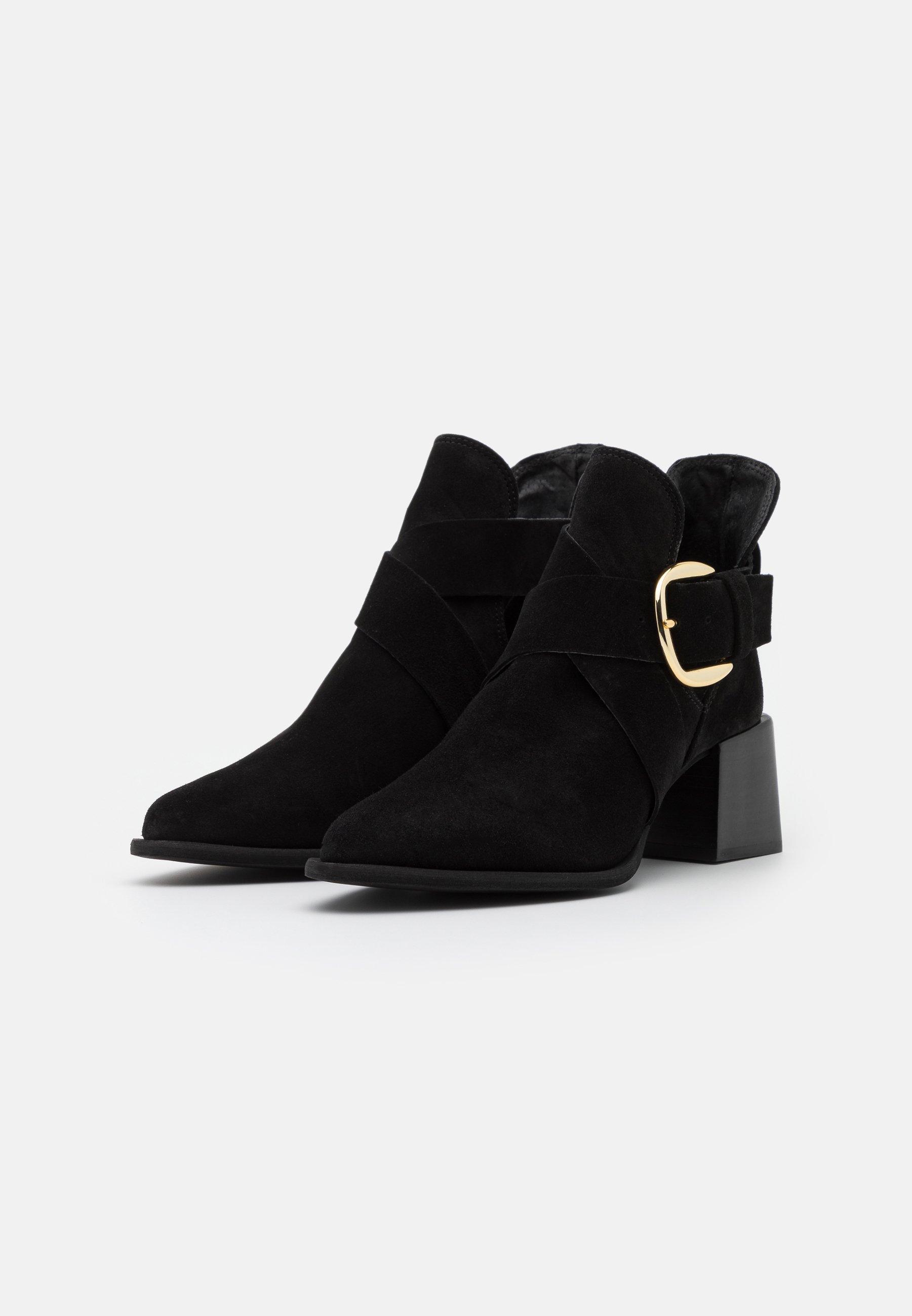 Pavement LEA Ankle Boot black/schwarz