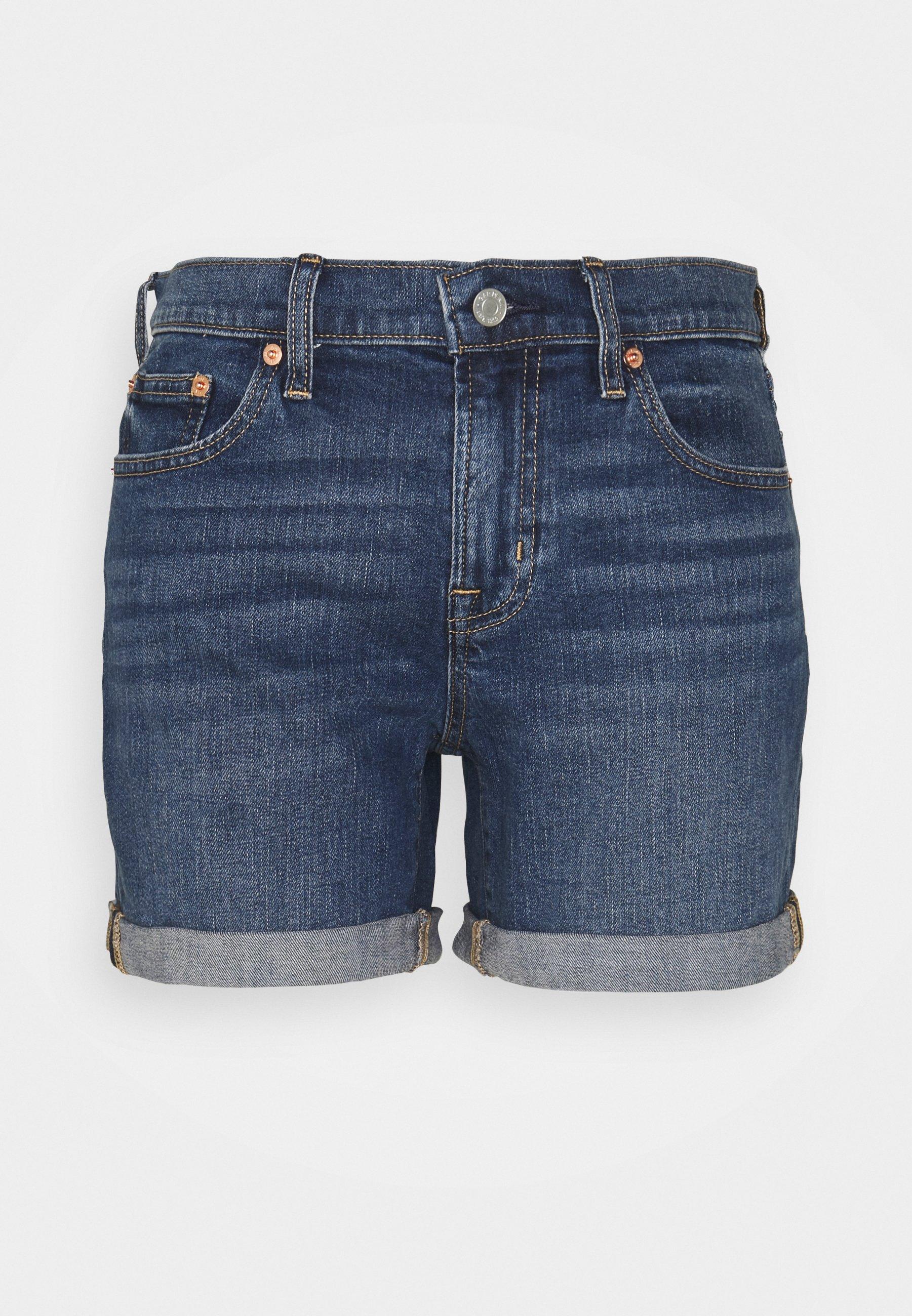 Femme SPENCER ROLL - Short en jean