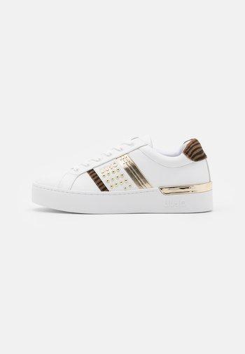SILVIA  - Baskets basses - white